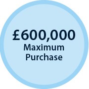 600k diagram London Help to Buy