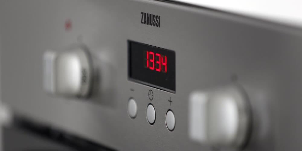 zanussi cooker front Electrics by Hodson Developments
