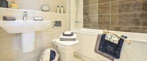Bathroom Grosvenor Mansions at Viridium