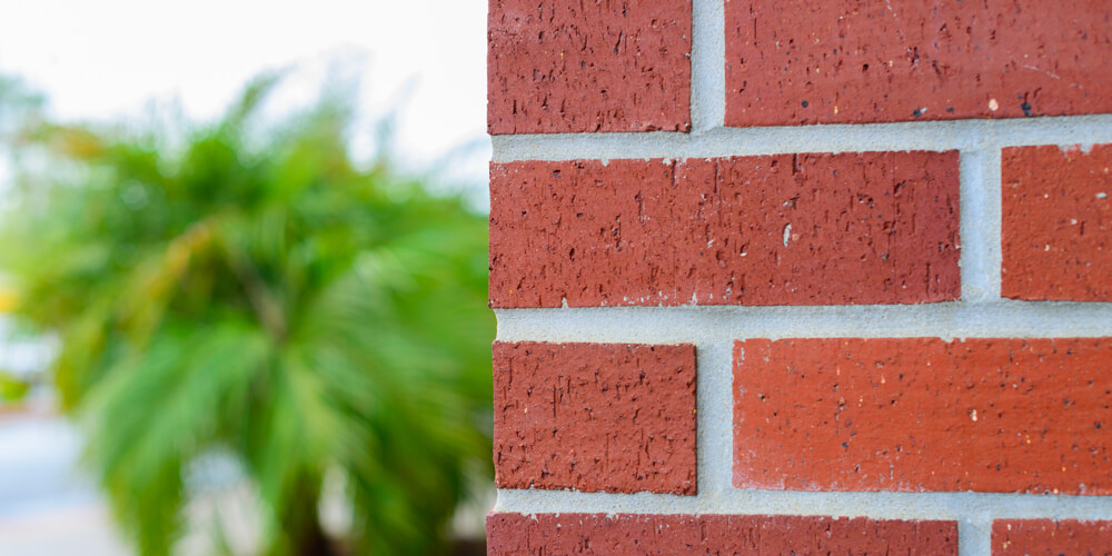 brick wall Saftey and secure warranty From Hodson Developments