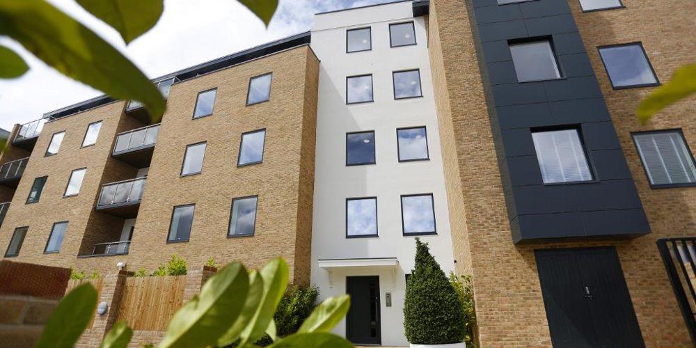 External apartment External Finishing Specification