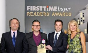 first time buyer award