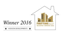 First time buyer readers' award house logo