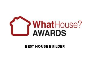 What House award winner logo - Hodson Developments