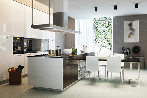 extras - luxury apartments kitchen